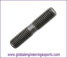 Stud Ends Threaded Equally manufacturers exporters in india punjab ludhiana