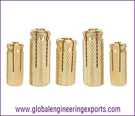 Drop in Anchors anchor fasteners manufacturers exporters suppliers in india