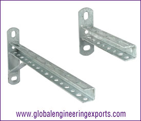 Slotted Cantilever Arm U Shaped manufacturers exporters suppliers in india punjab ludhiana