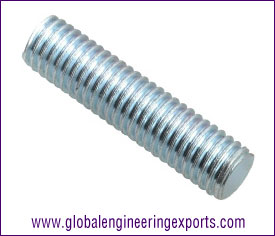 Fully Threaded Stud  manufacturers exporters in india punjab ludhiana