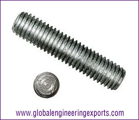 Stud ASTM A193 Grade B7 Galvanized  manufacturers exporters in india punjab ludhiana